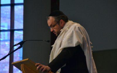 Lezing door rabbijn Abel