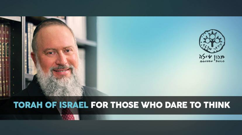 Lezing door rabbijn Bar-Hayim